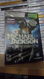 Michael Jackson The Experience - Nuevo Y Sellado - Xbox 360