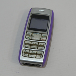 Celular Nokia 1600 Desbloqueado Fala A Hora - Usado