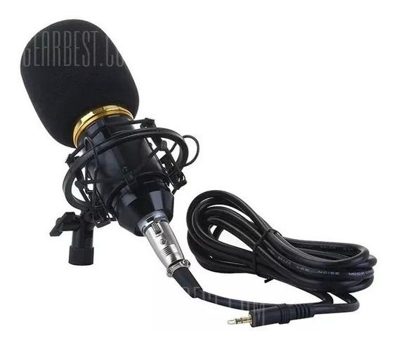 Microfone Bm 800 Para Estudio Original