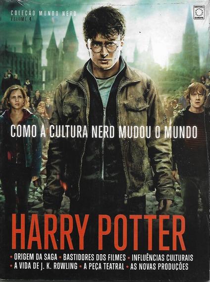 Livro Coleção Mundo Nerd 4 - Harry Potter