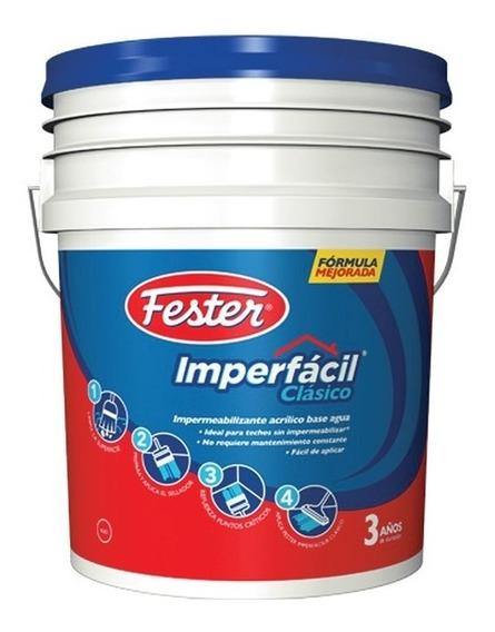 Fester Imperfacil Clas 3 Años Rojo 19l 1627933 Henkel