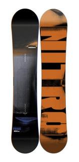 Imperdible!!! Tabla Snowboard Nitro 156 Fusion