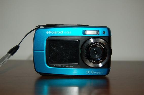 Camara Digital Polaroid Sumergible