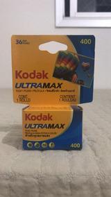 Filme Kodak Ultramax Iso 400 - 35mm - 36 Exp. - Vencido