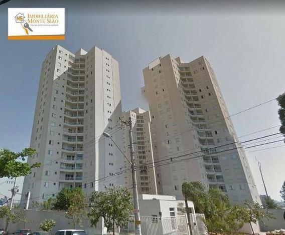 Apartamento Com 2 Dormitórios À Venda, 49 M² Por R$ 233.000 - Vila Endres - Guarulhos/sp - Ap0996
