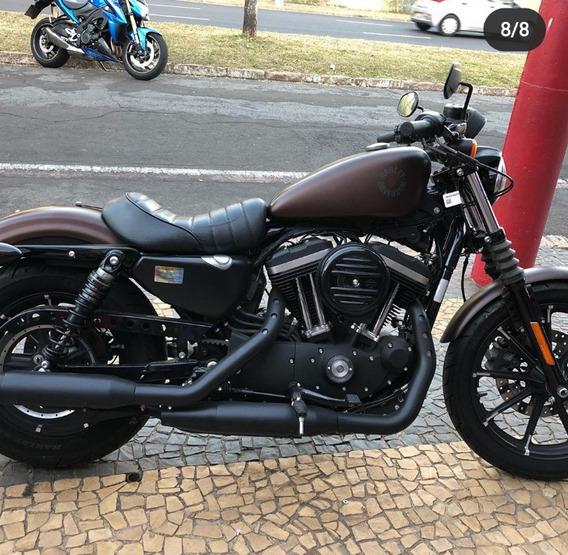 Harley-davidson Iron 883 Abs
