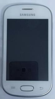 Samsung Galaxy Fame Branco S6790l Com Defeito Sem Garantia
