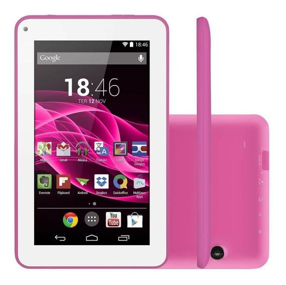 Tablet Supra Quad Core - Rosa - Nb201