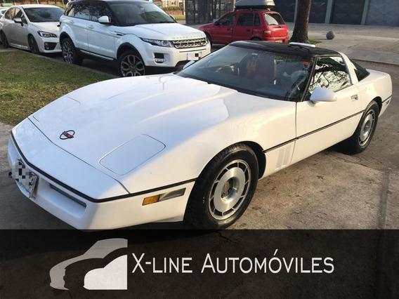Chevrolet Corvette C4 Targa 1987 V8 5.7 350hp.