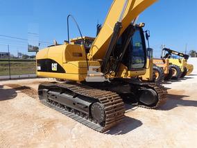Escavadeira Caterpillar 320 2014