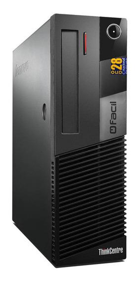 Computador Fácil Intel Core I3 2.10ghz 8gb Ddr3 Hd 500gb