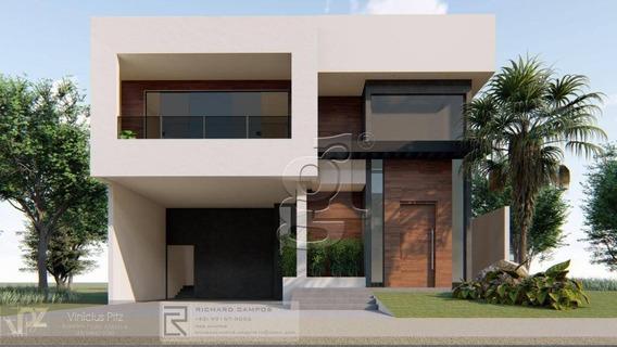 Sobrado Com 4 Dormitórios À Venda, 292 M² Por R$ 1.500.000,00 - Condomínio Royal Forest - Londrina/pr - So0144