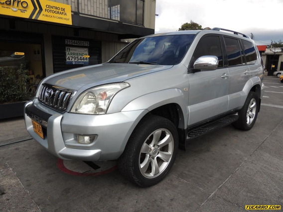 Toyota Prado Vx Versión Europea At 4000 Cc Ct
