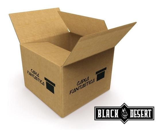 Caixa Fantástica Black Desert Lançamento 3 Itens