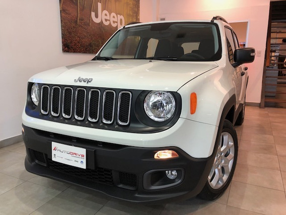 Jeep Renegade 1.8 Sport Plan Nacional - 2020