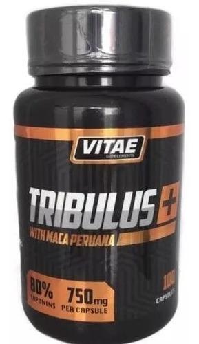 Tribulus 750mg Com Maca Peruana - Vitae