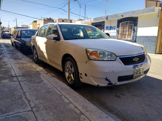 Chevrolet Malibú Lt V6 Motor 3.5
