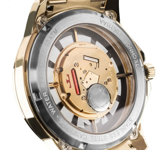 Relógio Technos Masculino Essence F06111aa/4w
