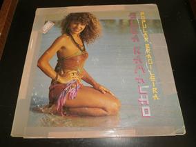 Lp Elba Ramalho - Popular Brasileira, Disco Vinil, Ano 1989
