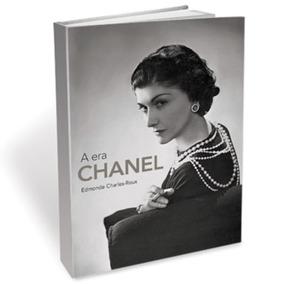 Livro A Era Chanel - Edmonde Charles-roux - Coco Chanel