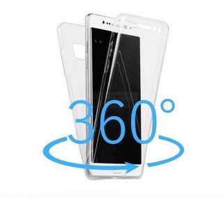 Capinha Case Galaxy S7 S8 S9 S10 J5 J7 J4 J6 J8 Frente E Verso 360 Queima De Estoque