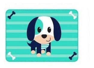 Jogo Americano Cachorro Turminha Animal Ja1804-6 Unik