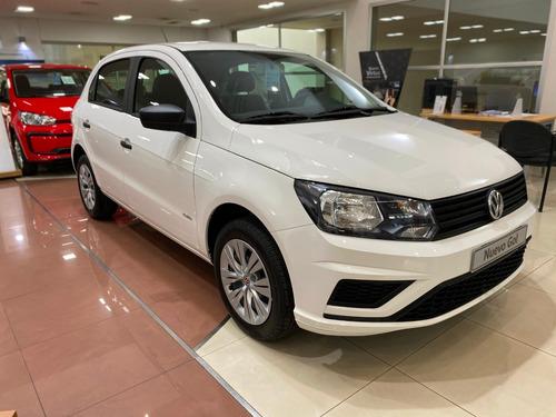 Volkswagen Nuevo Gol Trend 5p Trendline Manual My21 Sn