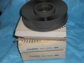 Cabin Rotary Magazine P/ Projetor Cabin 2000r P/100 Slides