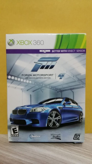 Forza Motorsport 4 Limited Collectors Edition Xbox 360