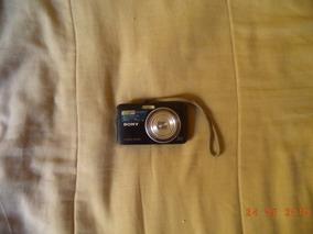 Maquina Fotografica Sony Com Cartao De Memoria
