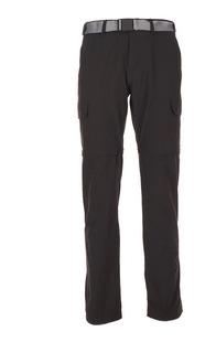 Pantalon Mujer Rampur Mix-2 Q-dry Pant Negro Lippi