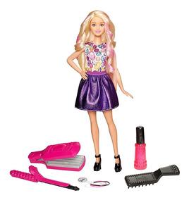 Boneca Barbie - Fashion - Ondas E Cachos - Mattel