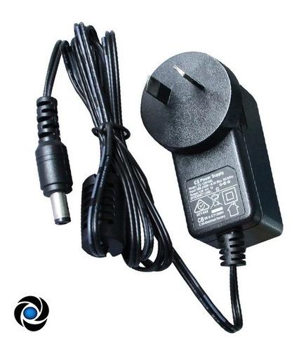 Fuente Switching 12v 1a 1amp Cctv Seguridad Router Tira Led Cargador