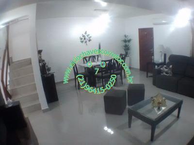 Casa Duplex 3 Quartos(1 Suíte) Garagem E Quintal - Pc0662