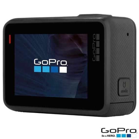 Gopro Hero 5 Black Original Lacrada + Nfe Santosfotografias