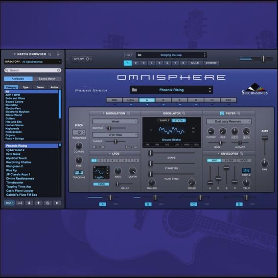 Omnisphere 2.5 + Keyscape + Trilian - Premium Completo Pc