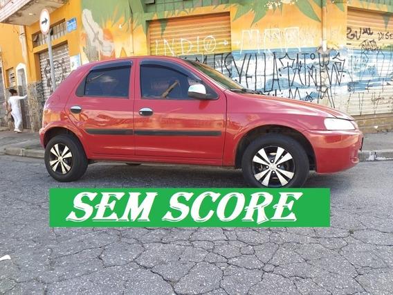 Gm Celta Financiamento Com Score Baixo