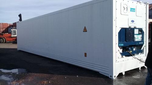 Containers-contenedores Marítimos Refrigerados-reefers
