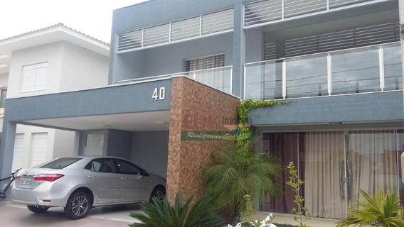 Sobrado Residencial À Venda, Campos Do Conde Chambord, Tremembé - Ca0493. Vale Do Paraíba Sp - So0368