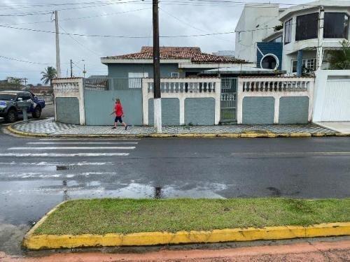 Casa No Agenor De Campos Frente Ao Mar   7359 E