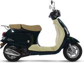 Motomel Strato Euro 150cc Scooter Verde (no Zanella Styler)