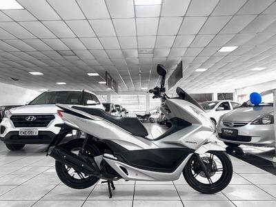 Honda Pcx 150cc Ano 2017 Financiamos Em 36x Venha Pra Harem