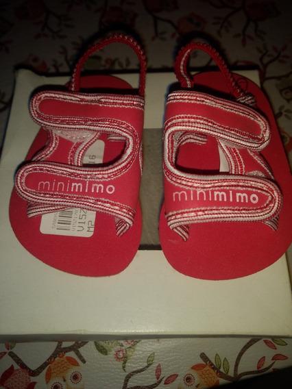 Vendo : Sandalias Minimimo ( Nuevas ) Num 16 Unisex