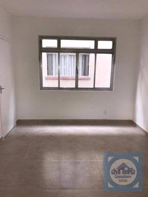Apartamento Com 2 Dormitórios À Venda, 70 M² Por R$ 270.000 - Aparecida - Santos/sp - Ap3740
