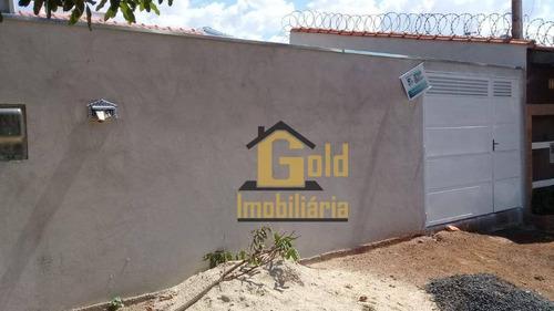 Casa Com 2 Dormitórios À Venda, 44 M² Por R$ 200.000,00 - Jardim Pedra Branca - Ribeirão Preto/sp - Ca0937