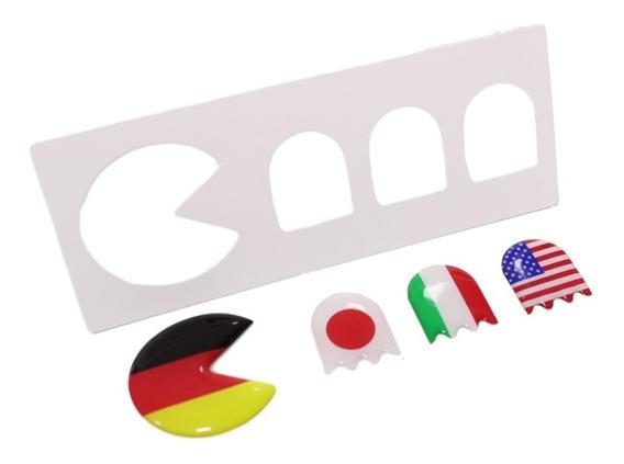 Adesivo Pac Man Pacman Provocador Alemanha