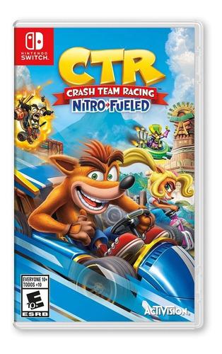 Imagen 1 de 4 de Crash Team Racing Nitro Fueled- Nintendo Switch