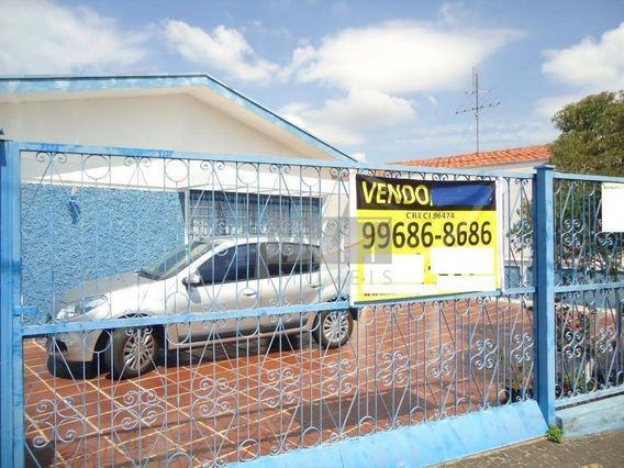 Casa À Venda, Jardim Leonor, Campinas. - Ca0164