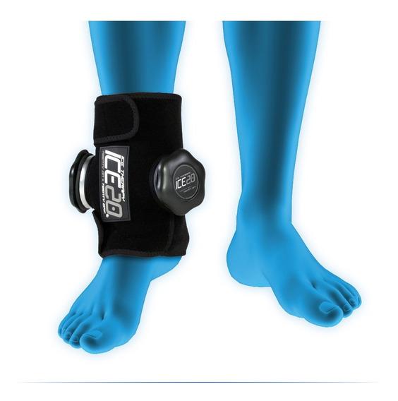Ice20 Bolsa Para Terapia Con Hielo En Tobillo Double Ankle
