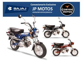 Corven Dx 70! La Más Practica Del Mercado! Jp Motos
